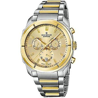 Candino watch classic casual street rider chronograph C4583-1