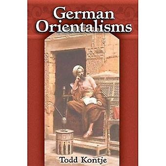 German Orientalisms