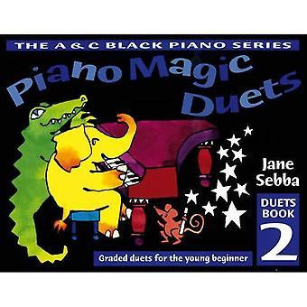 Piano Duets mágicas: Classificados duetos para o jovem iniciante: BK 2 (Magic Piano)