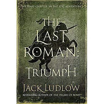 Último Romano: Triunfo, a (a última Trilogia Romana)