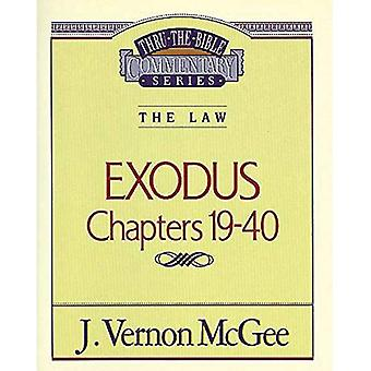 Thru the Bible Commentary: Exodus 2 5