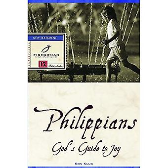 Philippians: God's Guide to Joy (Fisherman Bible study guides)