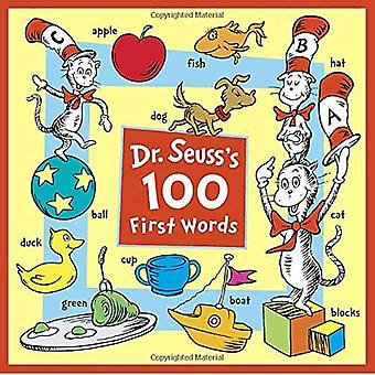 Dr. Seuss's 100 First Words [Board book]