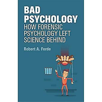 Psicologia del male: Come forense psicologia scienza sinistra dietro