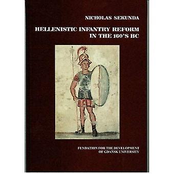 Hellenististen jalkaväkeen uudistus 160s-eaa