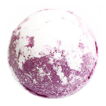Luxury raspberry & black pepper luxury bath bomb