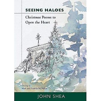 Ser halofenomen: Jul dikter att öppna hjärtat