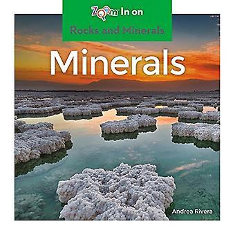 Minéraux (roches et minéraux)