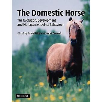 Binnenlands paard door Daniel Mills