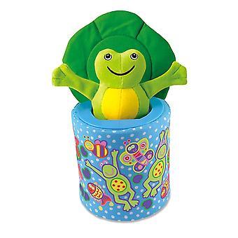 Galt Spielzeug Frosch in einem Box-Spielzeug