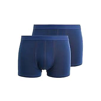 Sloggi Men 24/7 Short 2p 2 Pack Slips Midnight Blue (00tq) Cs