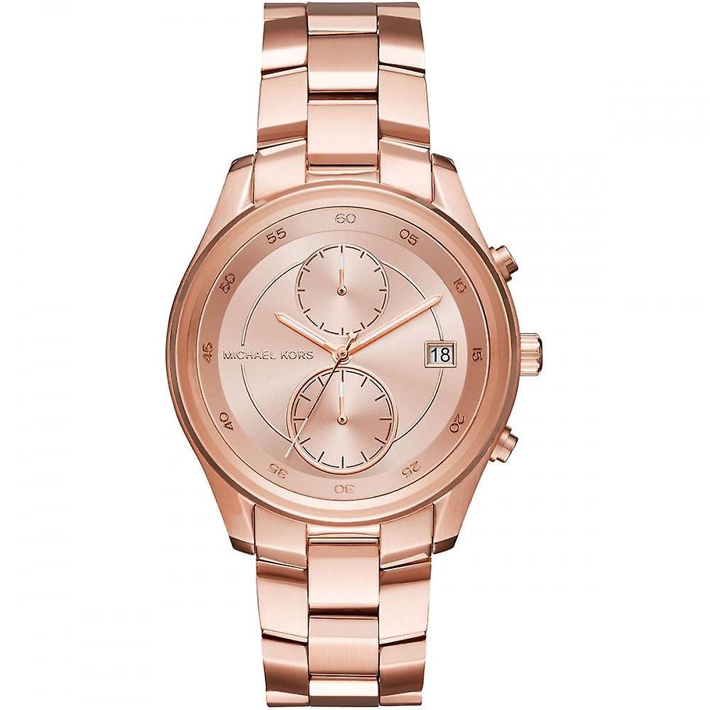 Michael Kors Briar Rose Doré cadran Mesdames Wrist Watch MK6465