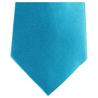 Gravata de poliéster Regular Neckwear Knightsbridge - luz turquesa