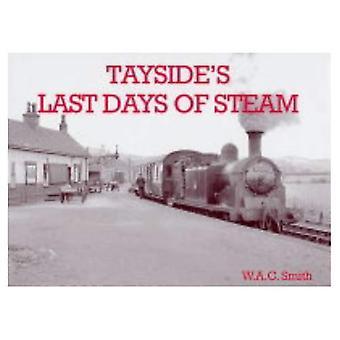 Derniers jours de Tayside de vapeur