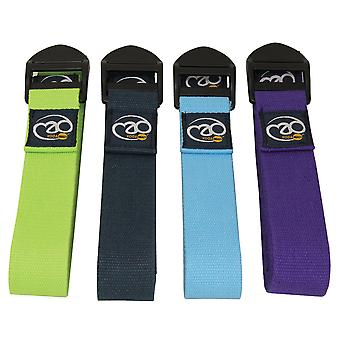 Fitness Mad 2M Deluxe Cotton Yoga Belt