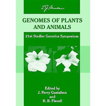 جينومات النباتات والحيوانات 21 ندوة الوراثة ستادلر بندوة الوراثة ستادلر