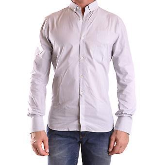 Neil Barrett Ezbc058026 Men's Multicolor Cotton Shirt