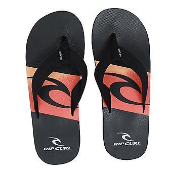Rip Curl Men's Sandals ~ Bob Cush orange