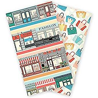 Echo Park Metropolitan Girl Travelers Notebook Insert Daily Calendar