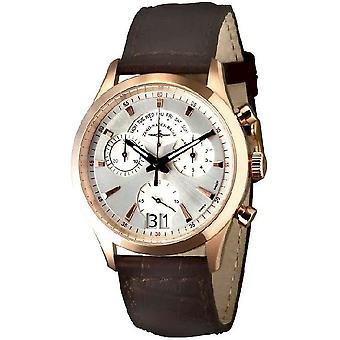Zeno-Watch Herrenuhr Gentleman Chronograph Q 6662-8040Q-Pgr-f3