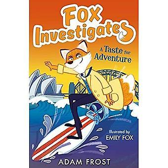 Einen Sinn für Abenteuer (Fox untersucht)