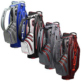 Sun Mountain Mens 2019 H2NO Elite Golf Waterproof Cart Bag