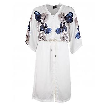 Nu Denmark Flower Detail Button Down Dress