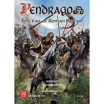 ペンドラゴン ローマの崩壊 英国コイン第8巻