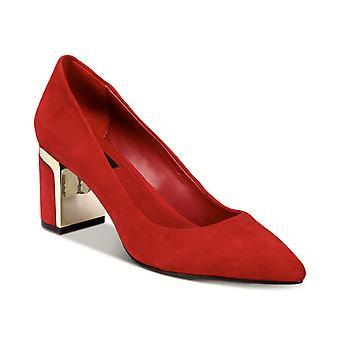 DKNY Womens Elie-mid apontou toe bombas clássicas
