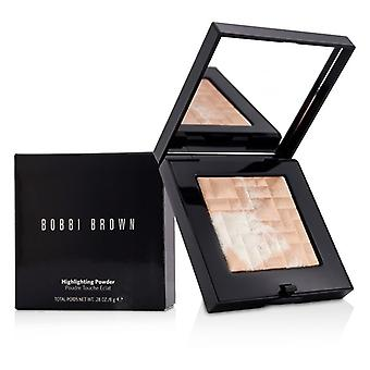 Bobbi Brown Highlighting Powder - # Pink Glow - 8g/0.28oz