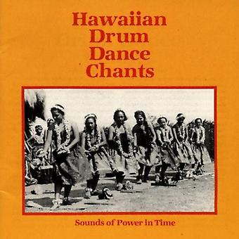 Hawaiian Drum Dance Chants - Sounds of Power in Time [CD] USA import