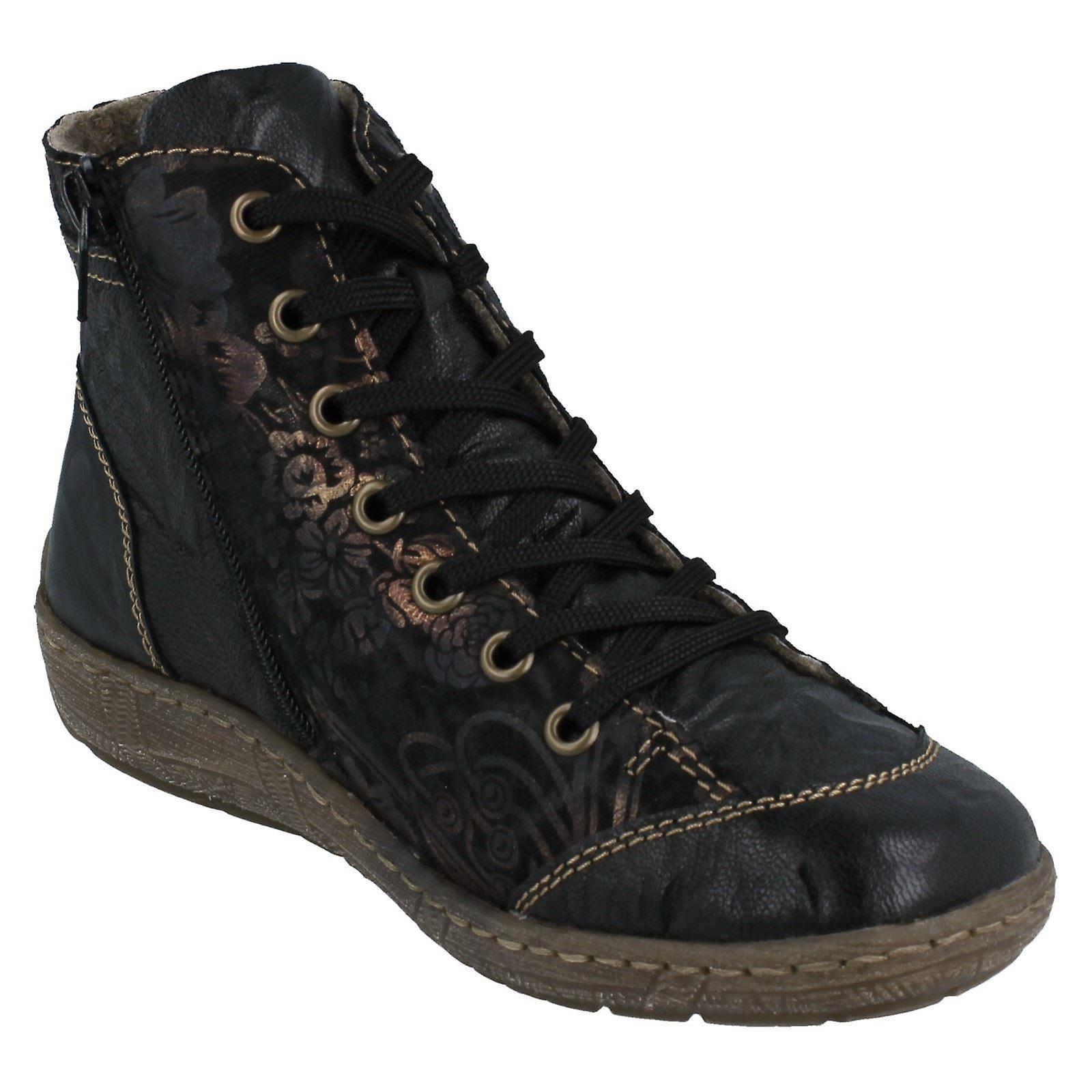Ladies Remonte Boots D3893