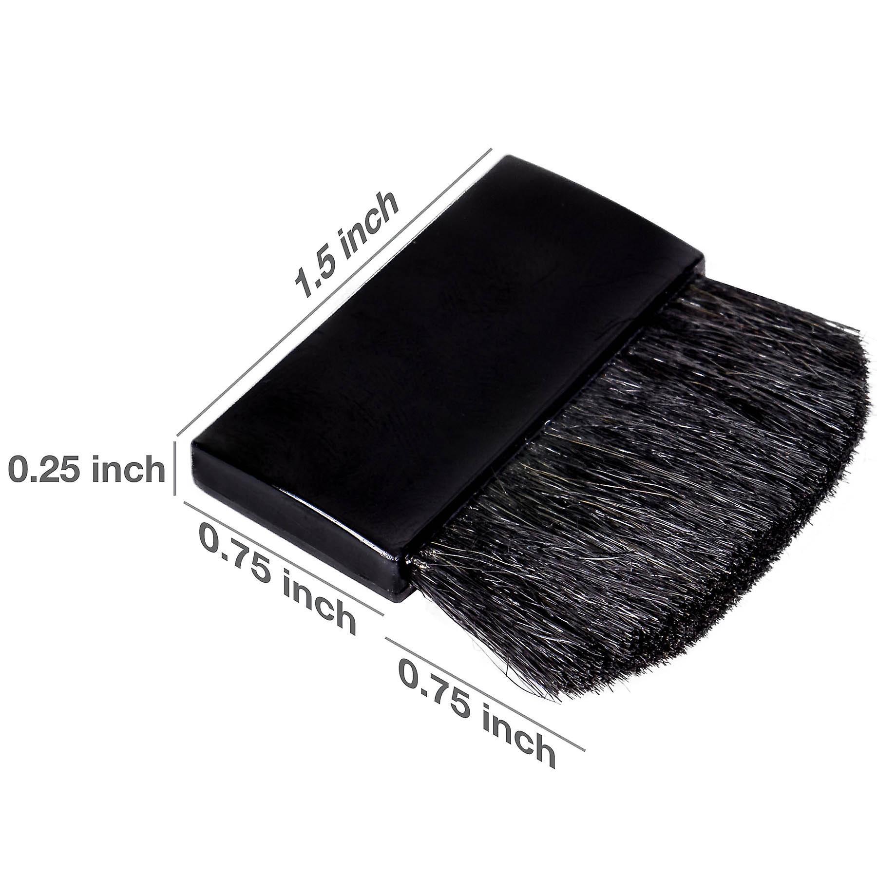 SHANY Redefined Portable Flat Brush Set- Three Cosmetics Brushes