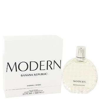 Banana republic modern eau de parfum spray by banana republic 533157 100 ml