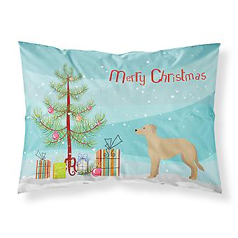 German Sheprador #1 Christmas Tree Fabric Standard Pillowcase