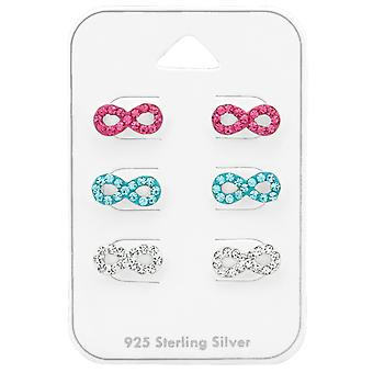 Infinity-925 sterling zilver sets-W38733X