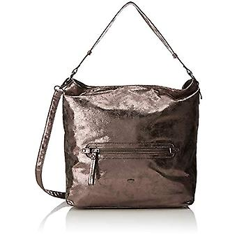 Tom Tailor 24124 Women's Silver shoulder bag (altsilber 15)) 13x31x36.5 cm (B x H x T)