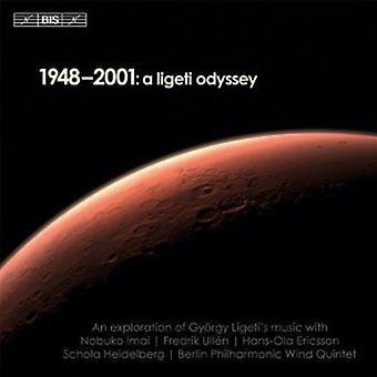 G. Ligeti - 1948-2001: une odyssée de Ligeti [CD] USA import