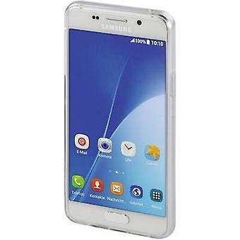Hama Crystal Tylna pokrywa Samsung Galaxy A3 (2016) Przezroczysty