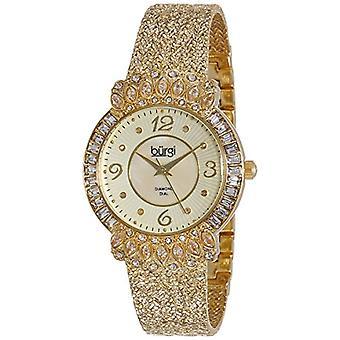 Burgi Horloge Femme Réf. Fonction BUR120YG
