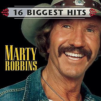 Marty Robbins - 16 maiores sucessos [CD] EUA importar