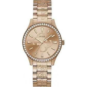 GUESS - Armbanduhr - Damen - W1280L3 - ANNA