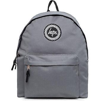 Hype Core Backpack Bag Grey 99