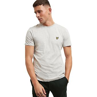 Lyle & Scott Plain T-Shirt Light Grey 41