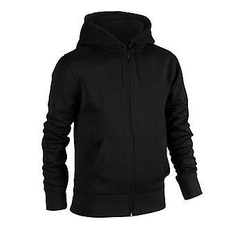 Urban Road Plain zip hoodie