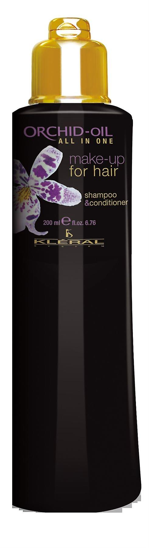 Kleral Orchid Oil 2  in 1 Shampoo & Conditioner 200ml