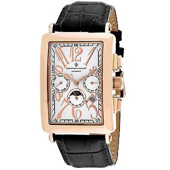 Christian Van Sant Men's Prodigy White Dial Uhr - CV9140
