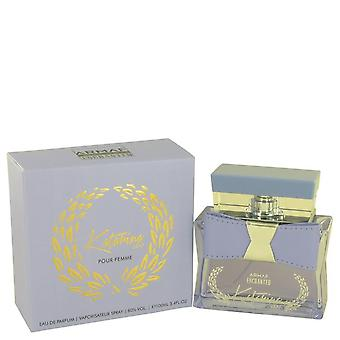 Armaf katarina leaf eau de parfum spray by armaf   538228 100 ml