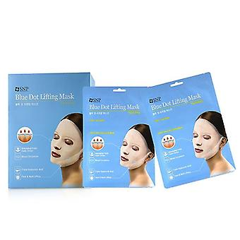 SNP Blue Dot Lifting Mask (Hydrating) 20pcs