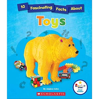 10 fascinerande fakta om leksaker av Jessica Cohn & andra Christopher Bensch & andra Jeanne M Clidas
